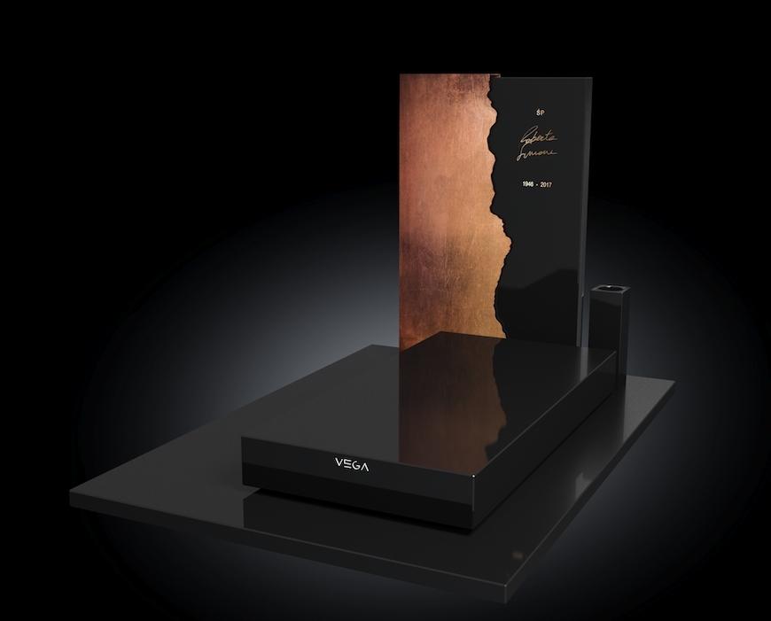 Kolekcja - Nagrobki nowoczesne / model 009