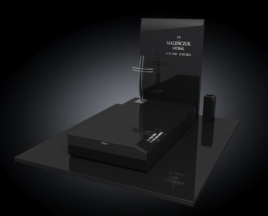 Kolekcja – Nagrobki nowoczesne / model 024