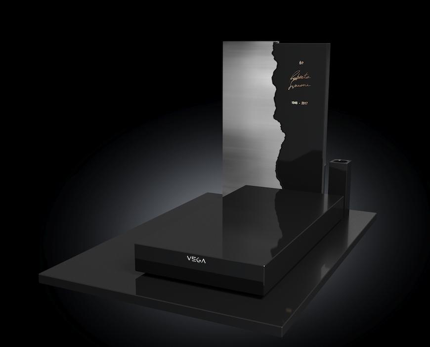 Kolekcja – Nagrobki nowoczesne / model 035