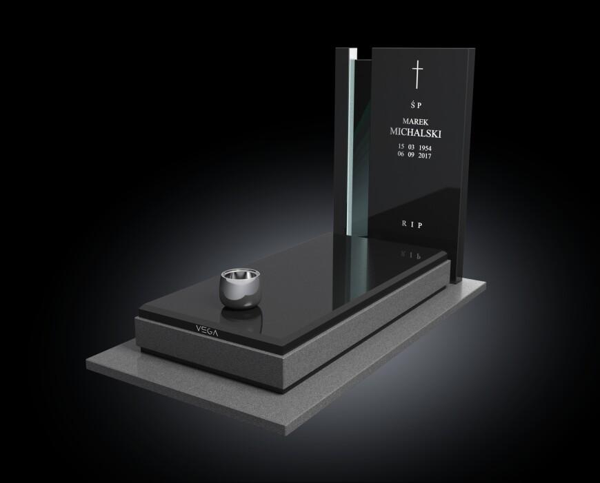 Kolekcja – Nagrobki nowoczesne / model 089