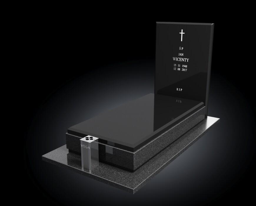Kolekcja – Nagrobki nowoczesne / model 090
