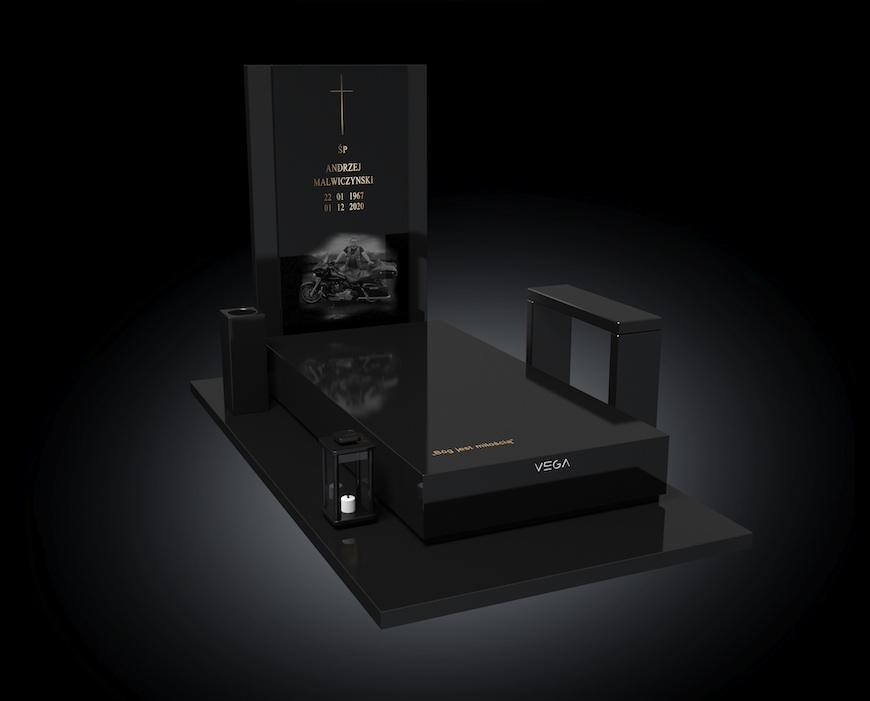 Kolekcja – Nagrobki nowoczesne / model 093