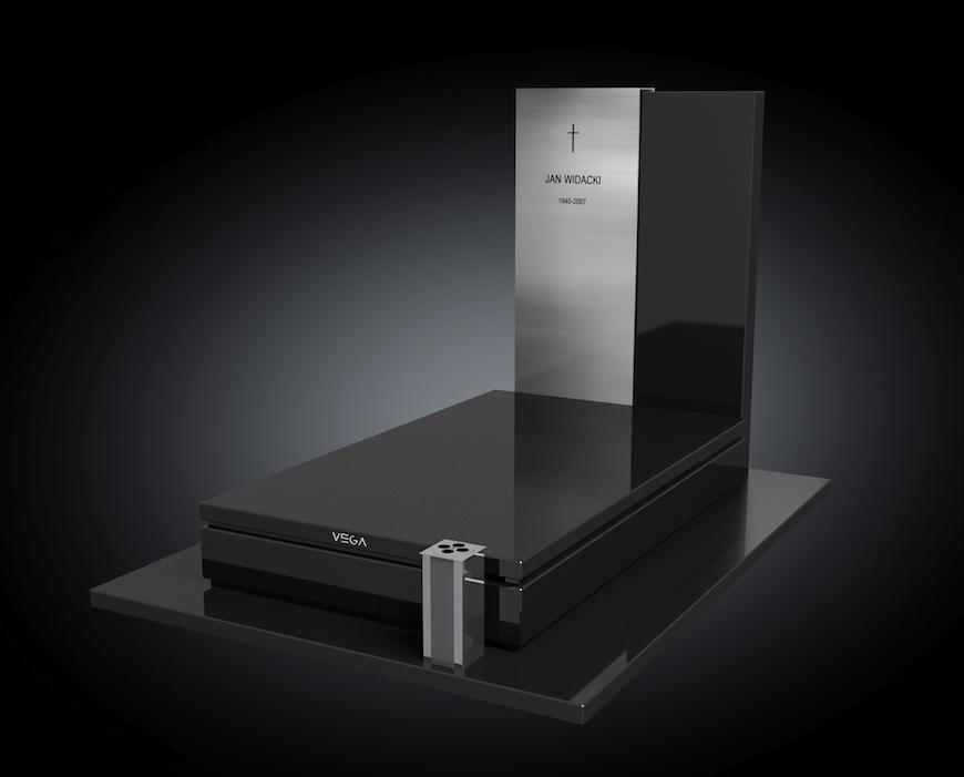 Kolekcja – Nagrobki nowoczesne / model 094