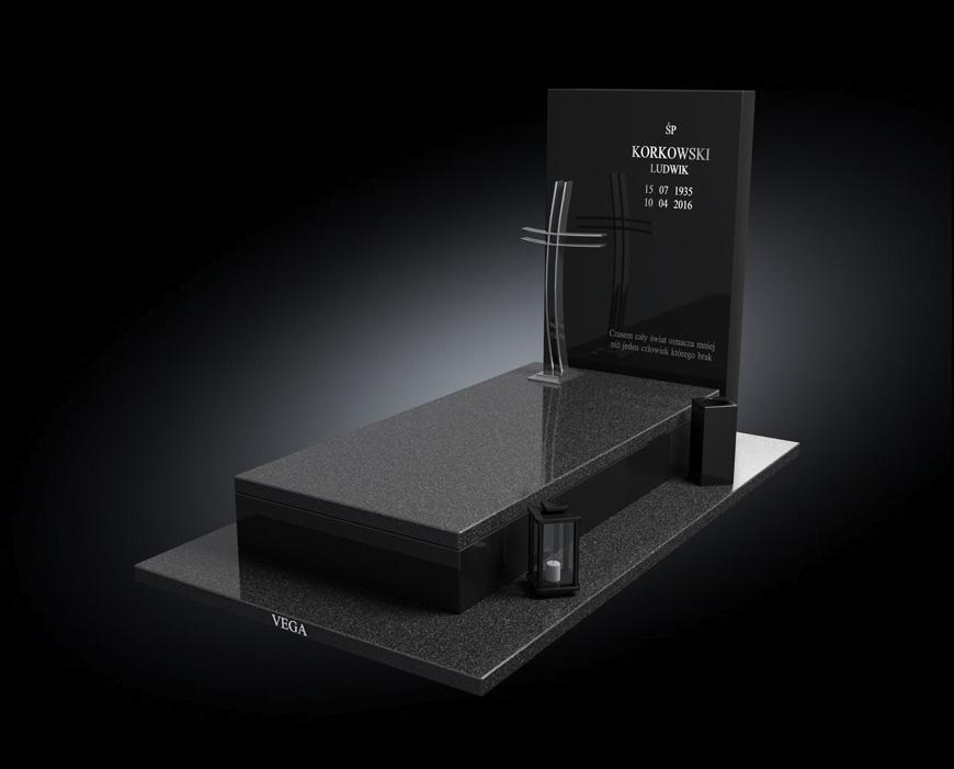 Kolekcja – Nagrobki nowoczesne / model 020