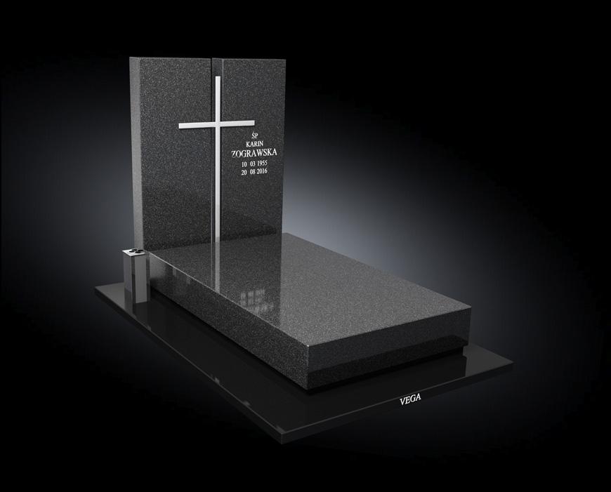 Kolekcja – Nagrobki nowoczesne / model 019