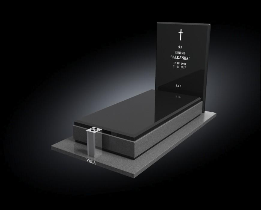 Kolekcja – Nagrobki nowoczesne / model 036