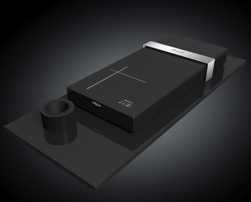 Kolekcja - Nagrobki nowoczesne / model 077