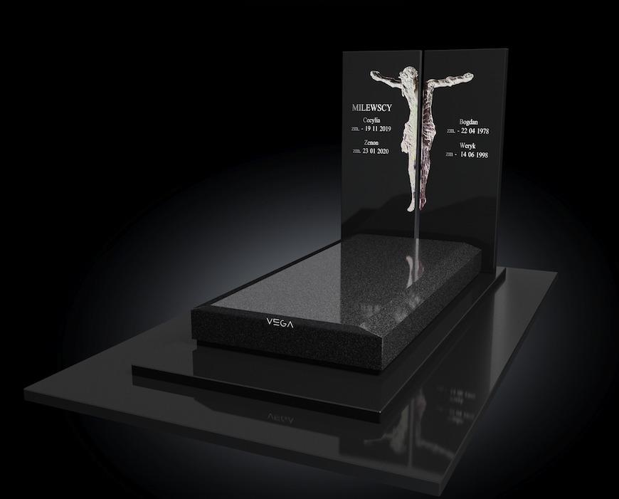 Kolekcja - Nagrobki nowoczesne / model 076