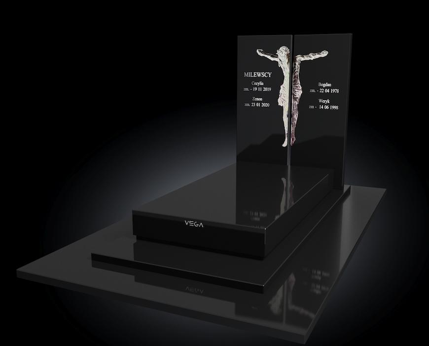 Kolekcja - Nagrobki nowoczesne / model 080