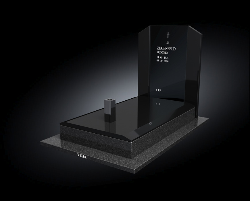 Kolekcja – Nagrobki nowoczesne / model 022