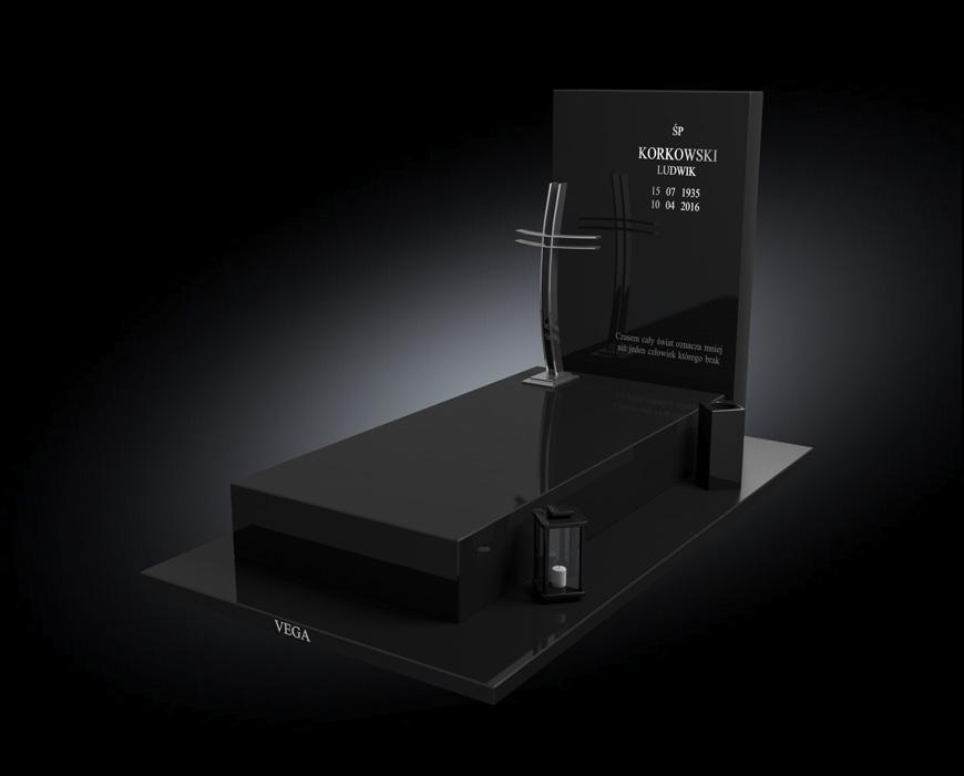 Kolekcja – Nagrobki nowoczesne / model 023