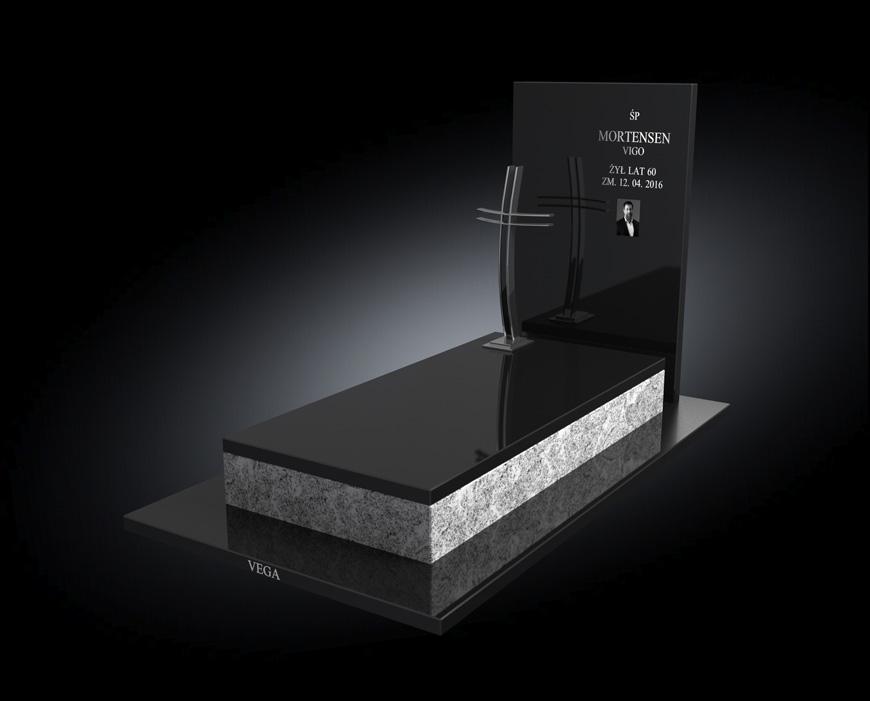 Kolekcja – Nagrobki nowoczesne / model 029
