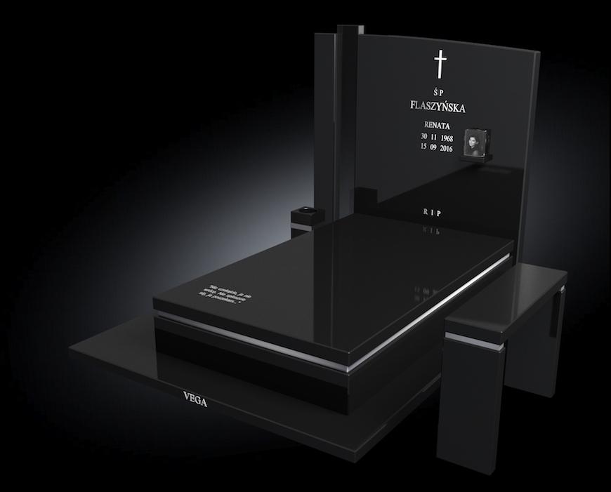 Kolekcja – Nagrobki nowoczesne / model 210