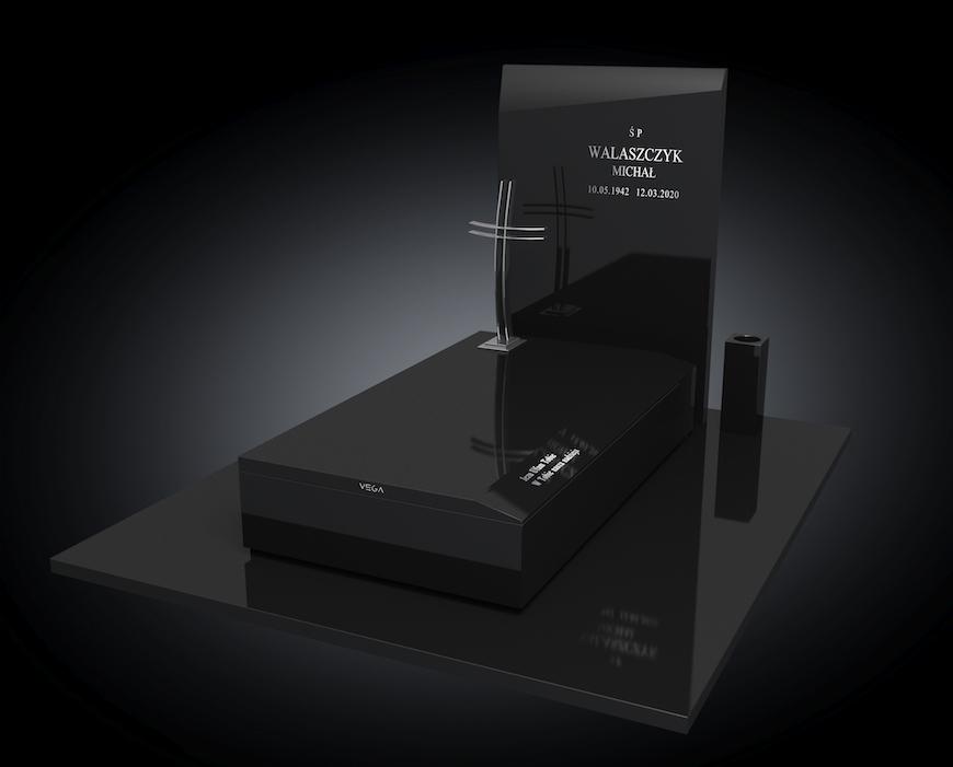 Kolekcja - Nagrobki nowoczesne / model 078