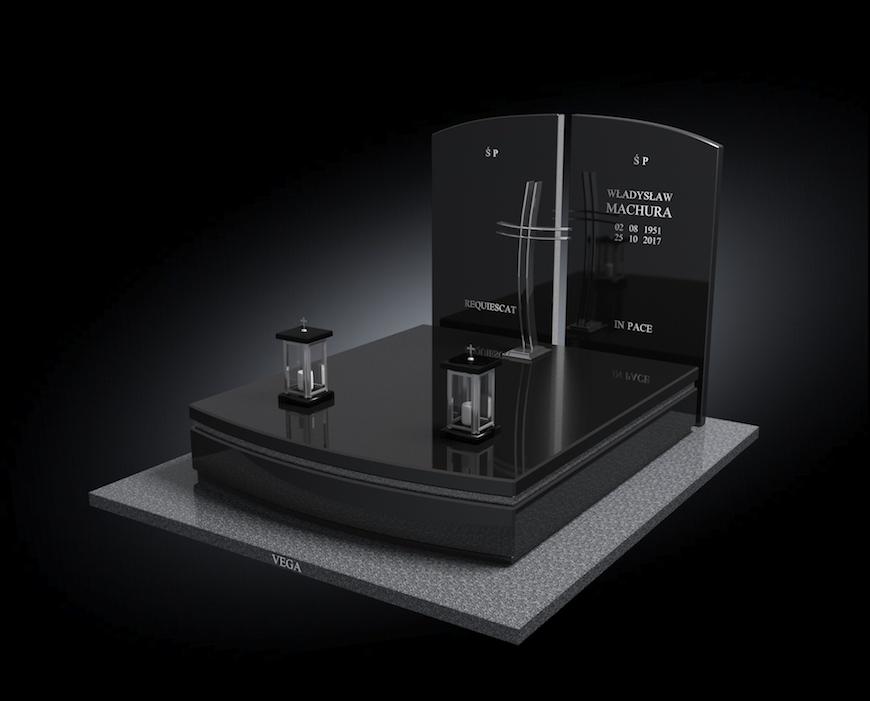 Kolekcja – Nagrobki nowoczesne / model 207