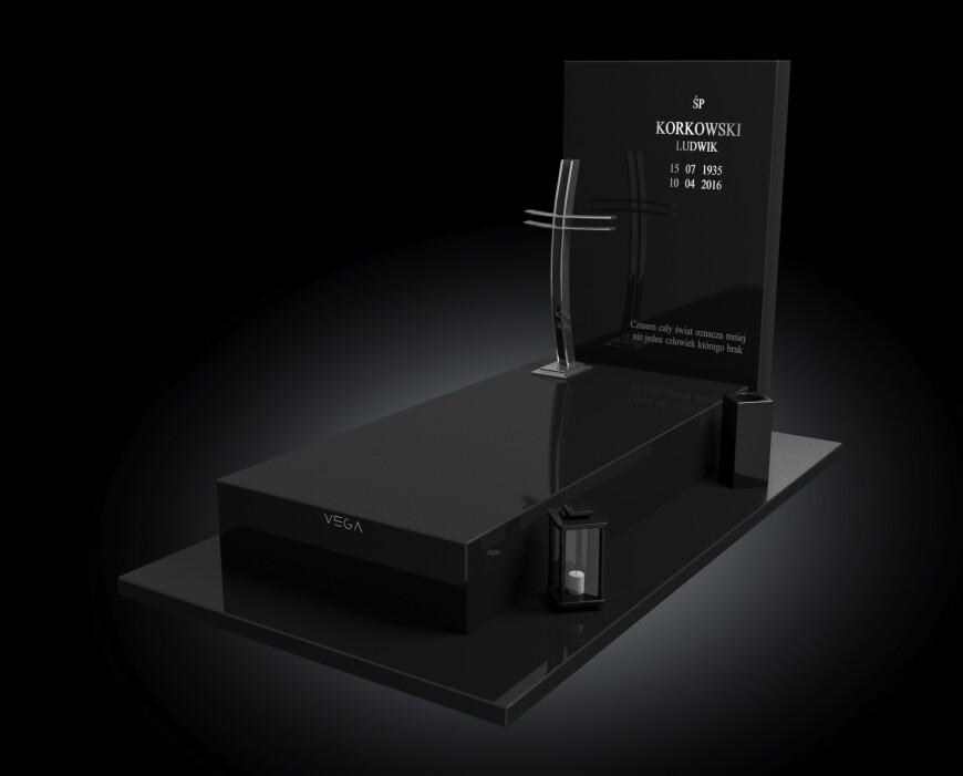 Kolekcja - Nagrobki nowoczesne / model 005