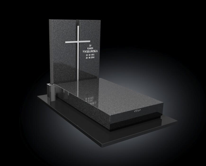 Kolekcja - Nagrobki nowoczesne / model 006