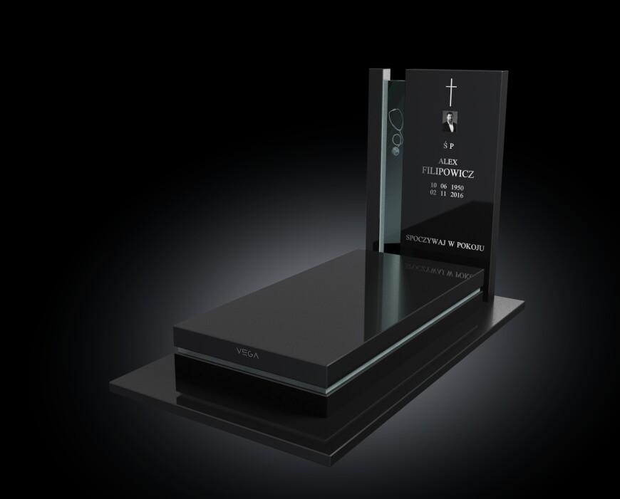Kolekcja - Nagrobki nowoczesne / model 015