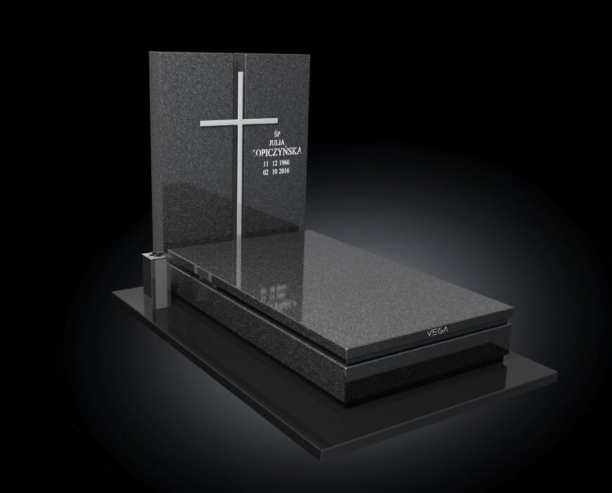 Kolekcja – Nagrobki nowoczesne / model 018