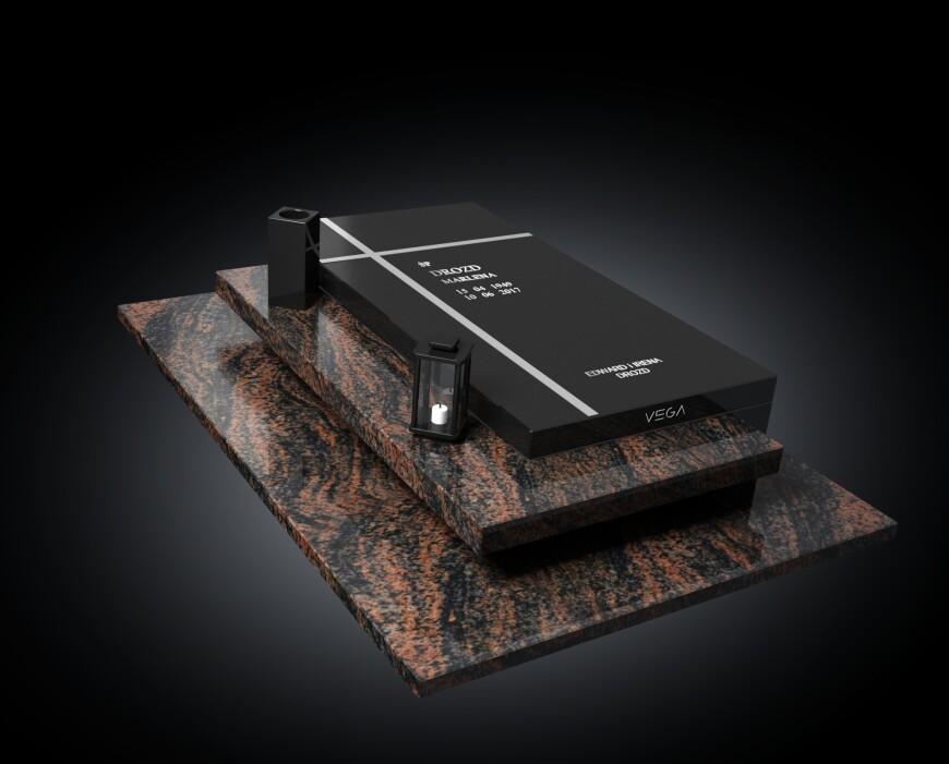 Kolekcja – Nagrobki nowoczesne / model 021