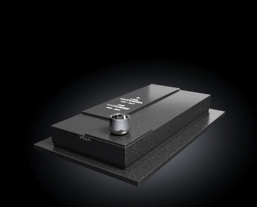 Kolekcja – Nagrobki nowoczesne / model 025