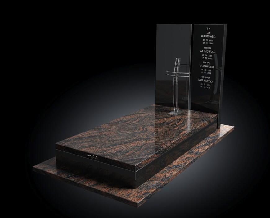 Kolekcja – Nagrobki nowoczesne / model 027