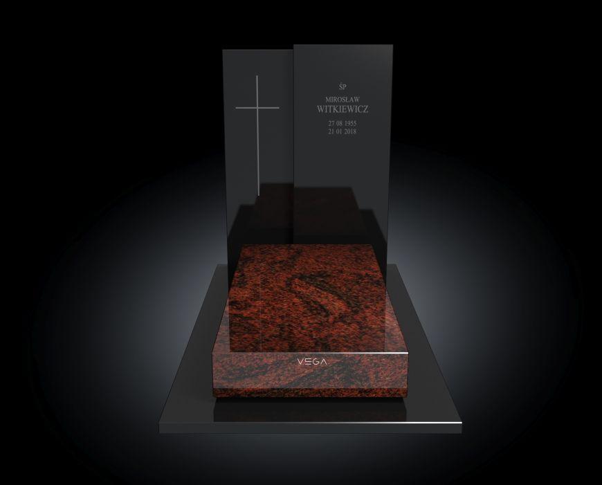 Kolekcja – Nagrobki nowoczesne / model 028