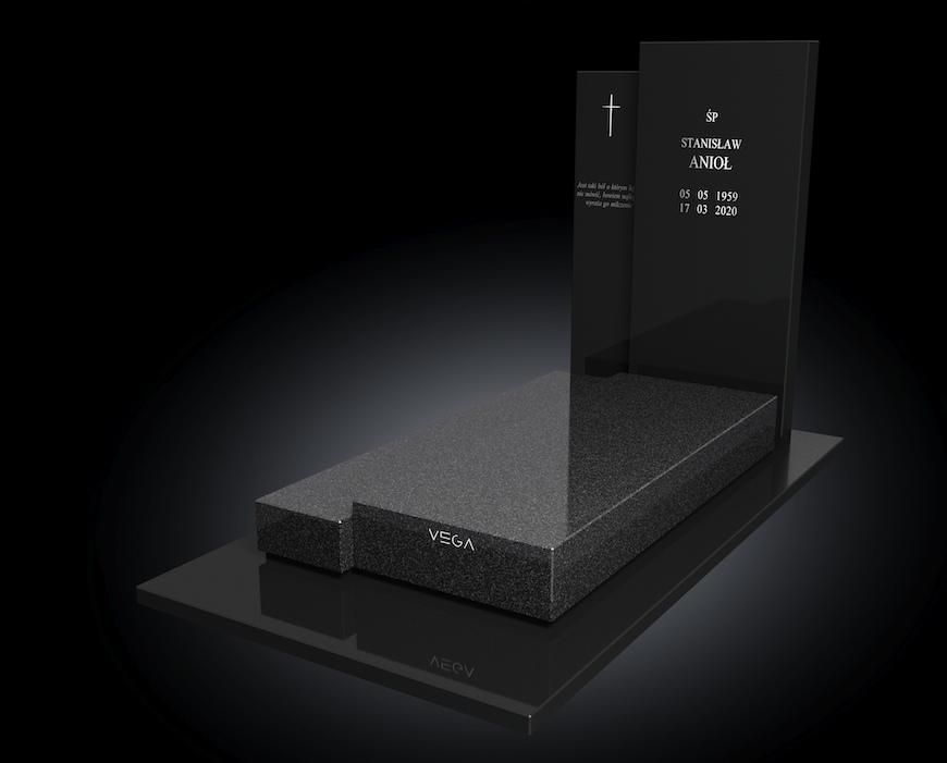 Kolekcja – Nagrobki nowoczesne / model 031