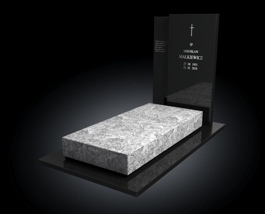 Kolekcja – Nagrobki nowoczesne / model 032