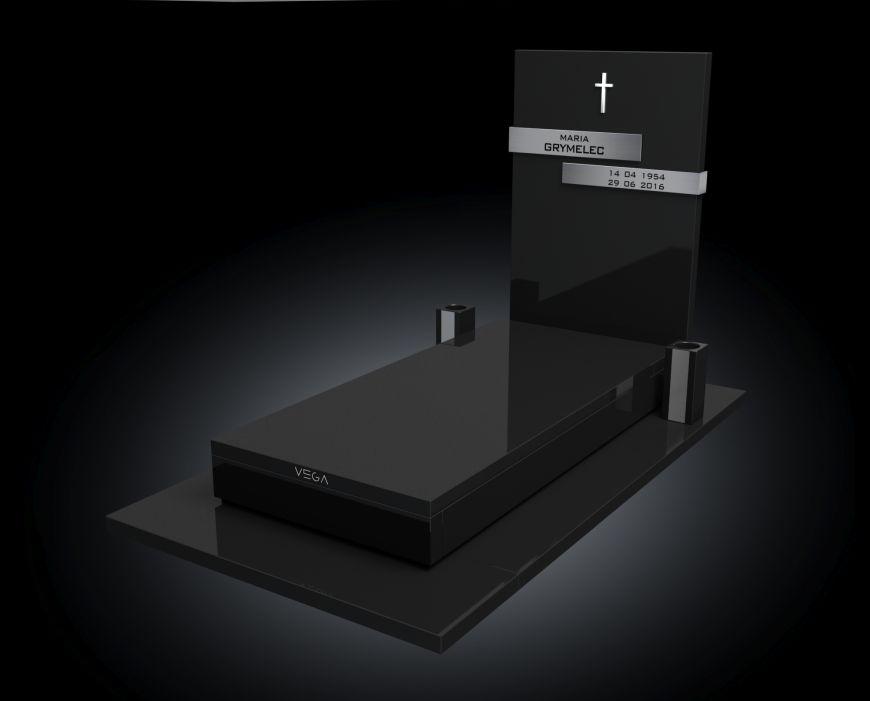 Kolekcja – Nagrobki nowoczesne / model 033