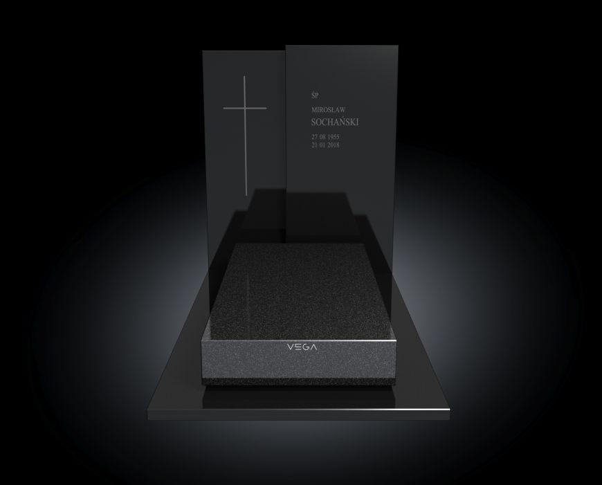 Kolekcja – Nagrobki nowoczesne / model 034
