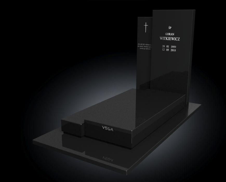 Kolekcja – Nagrobki nowoczesne / model 042