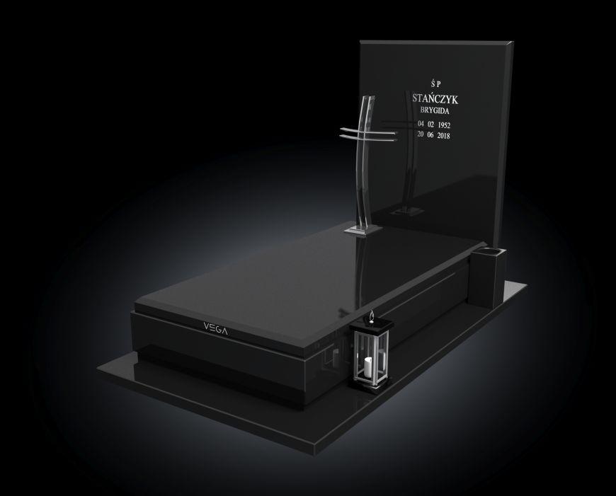 Kolekcja – Nagrobki nowoczesne / model 043