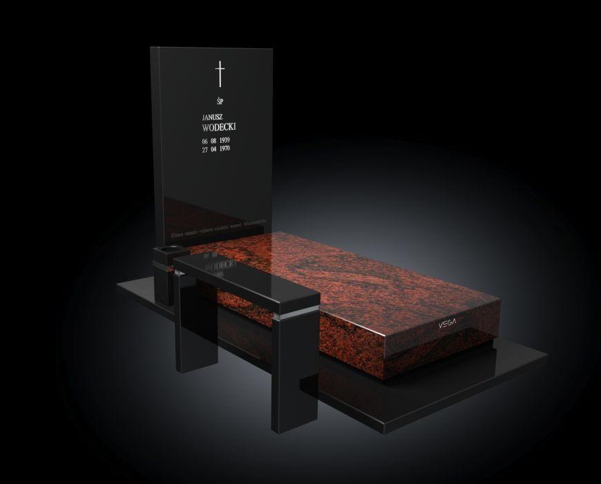 Kolekcja – Nagrobki nowoczesne / model 044