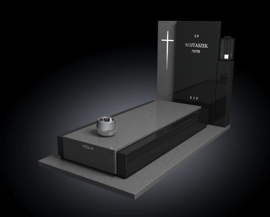 Kolekcja – Nagrobki nowoczesne / model 047