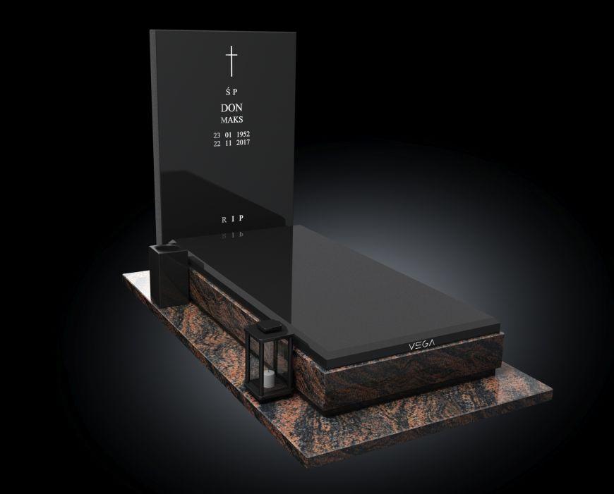 Kolekcja – Nagrobki nowoczesne / model 049