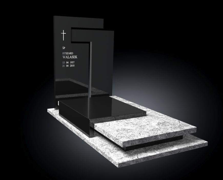 Kolekcja – Nagrobki nowoczesne / model 050
