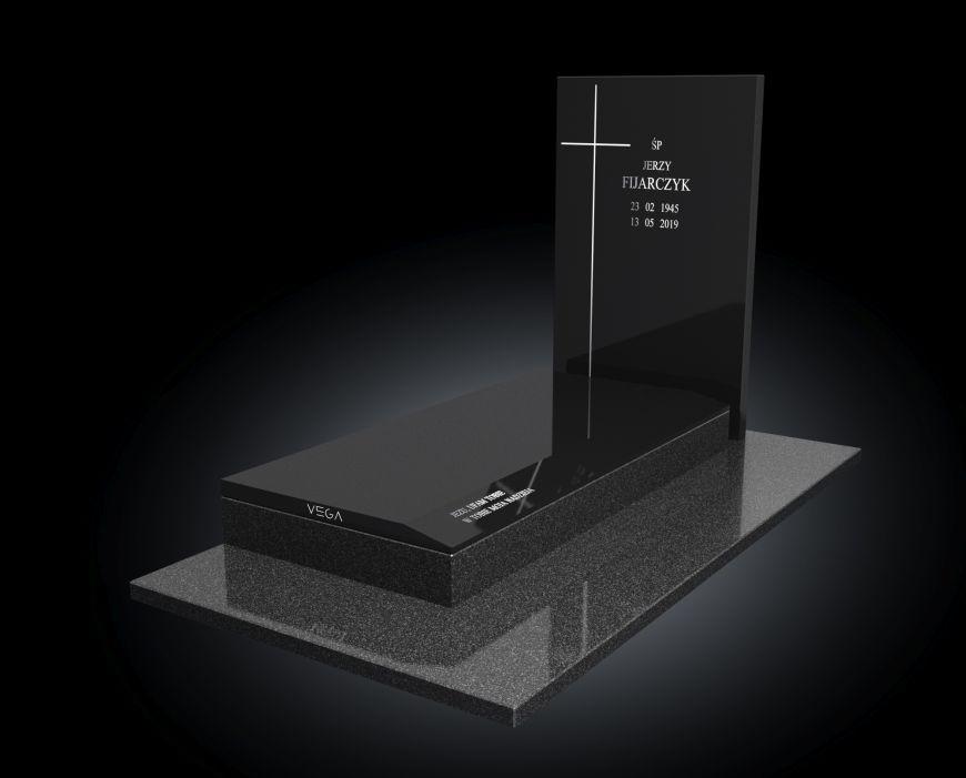 Kolekcja – Nagrobki nowoczesne / model 054