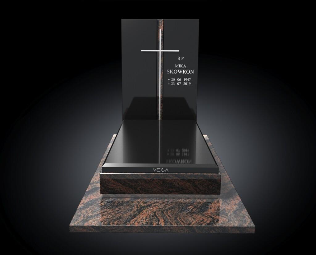 Kolekcja – Nagrobki nowoczesne / model 056