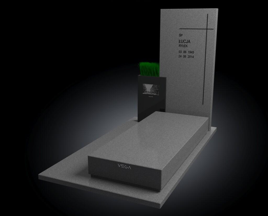 Kolekcja – Nagrobki nowoczesne / model 057