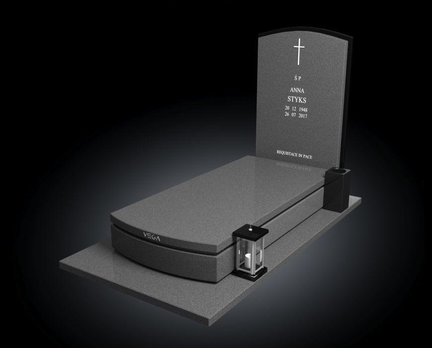 Kolekcja – Nagrobki nowoczesne / model 066