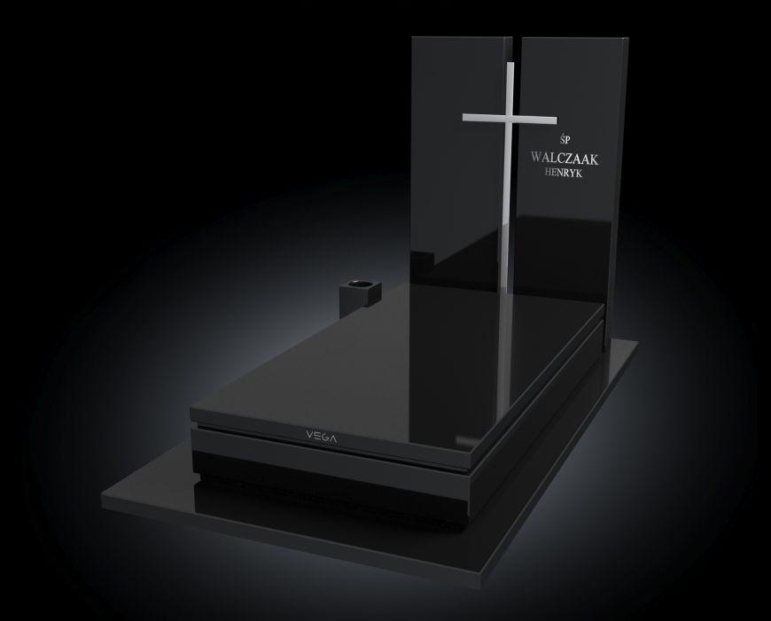 Kolekcja – Nagrobki nowoczesne / model 070