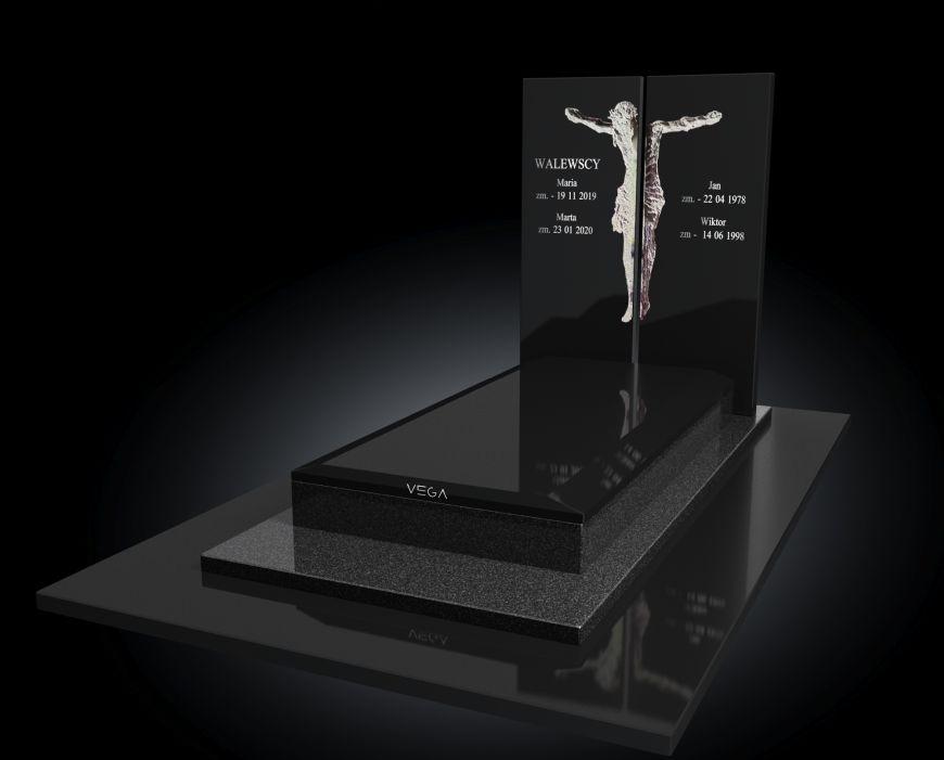 Kolekcja – Nagrobki nowoczesne / model 072
