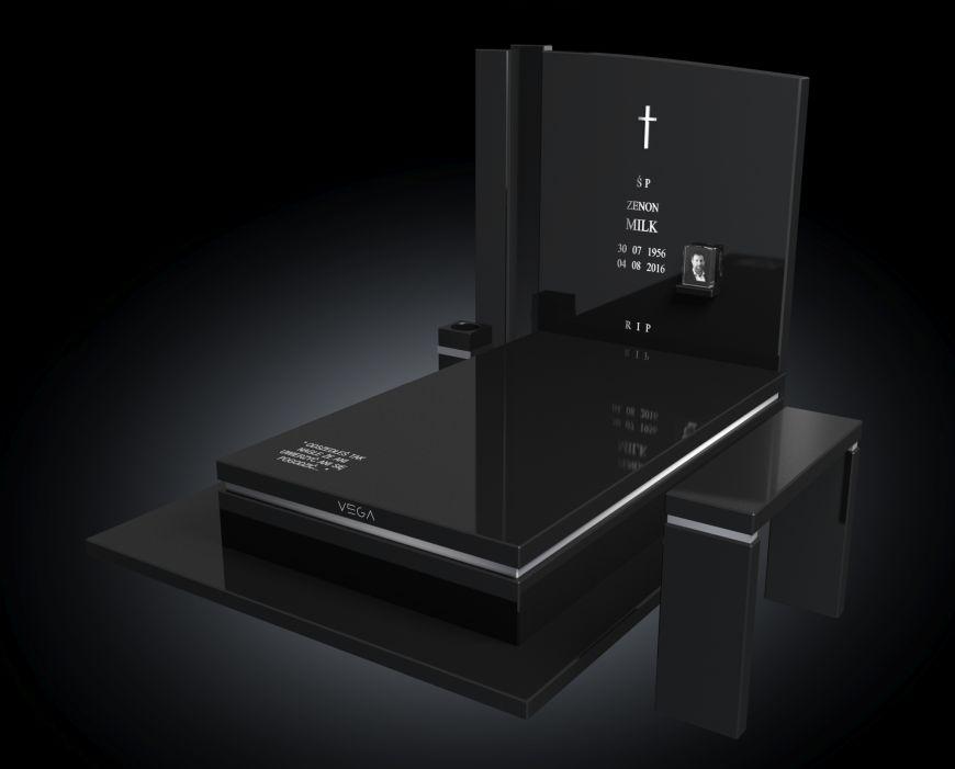 Kolekcja – Nagrobki nowoczesne / model 200