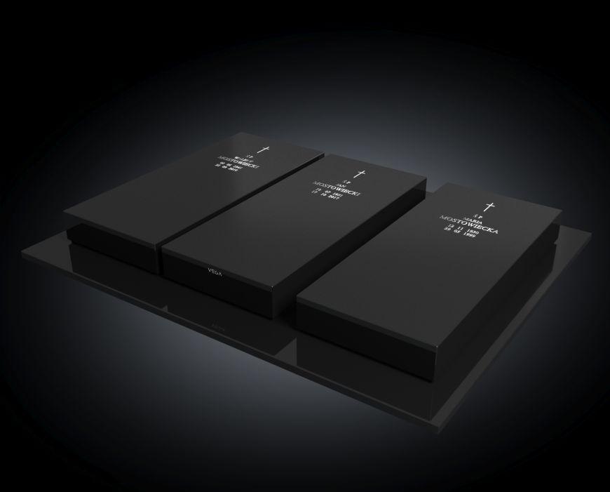 Kolekcja – Nagrobki nowoczesne / model 203