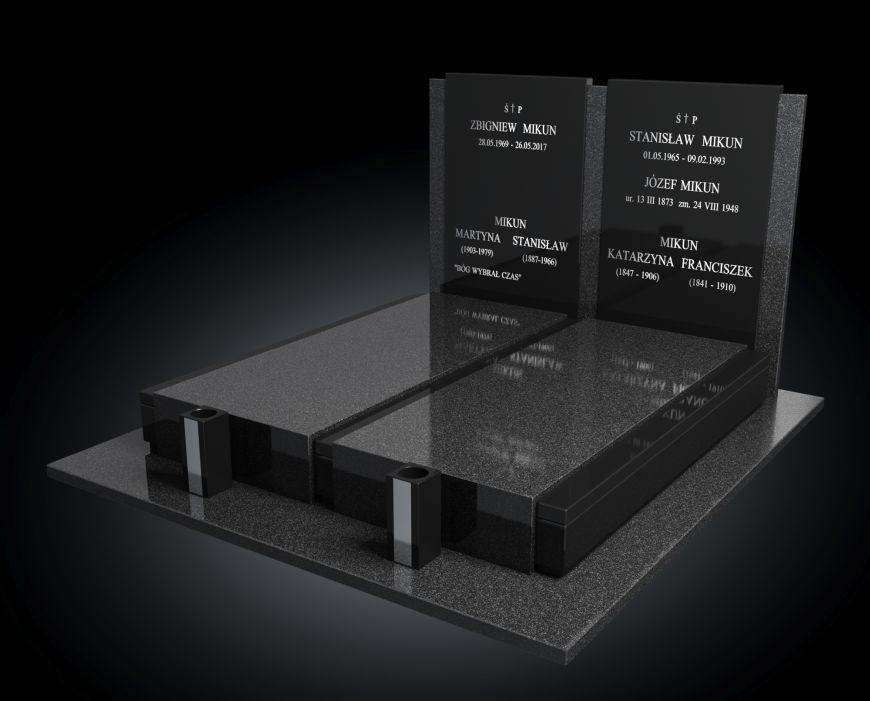 Kolekcja – Nagrobki nowoczesne / model 105