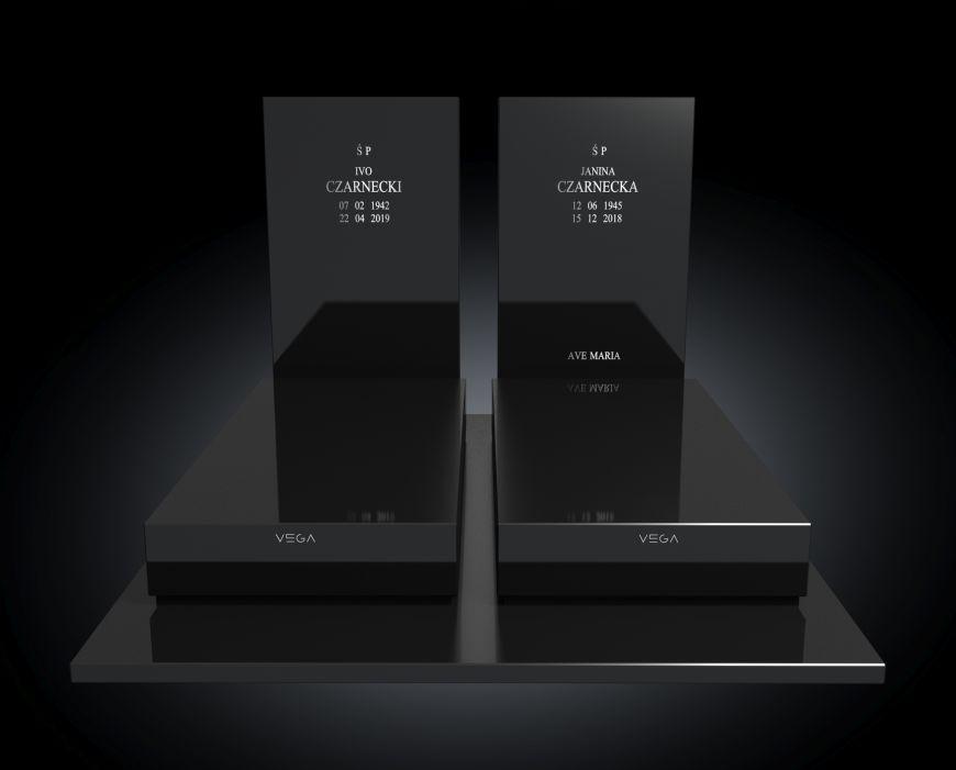Kolekcja – Nagrobki nowoczesne / model 206