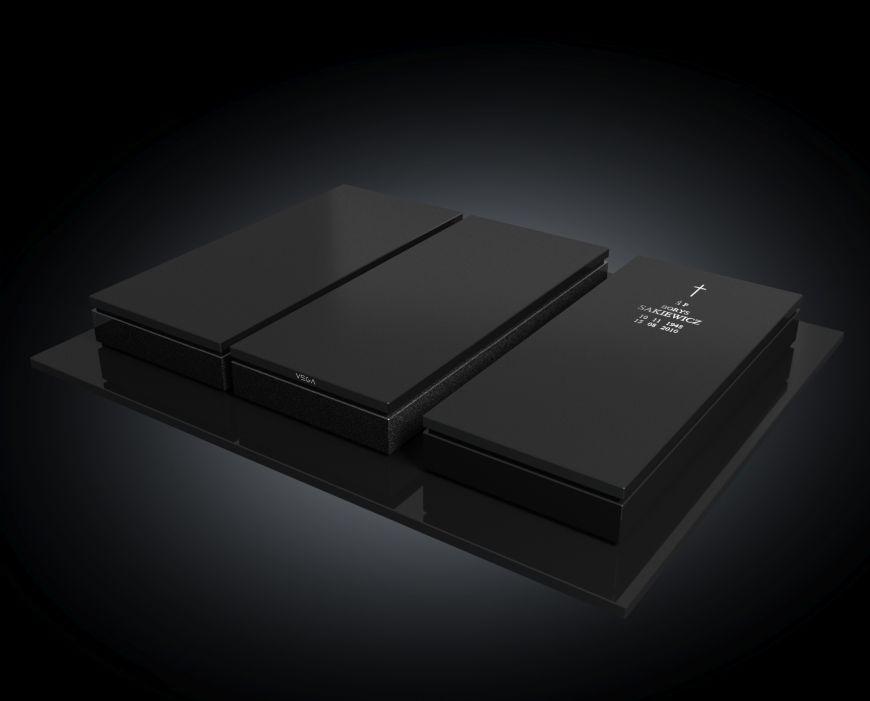Kolekcja – Nagrobki nowoczesne / model 110