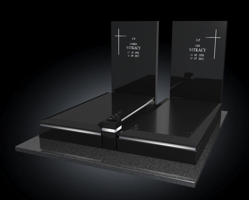 Kolekcja – Nagrobki nowoczesne / model 211