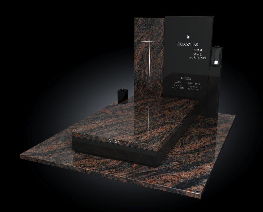 Kolekcja – Nagrobki nowoczesne / model 112